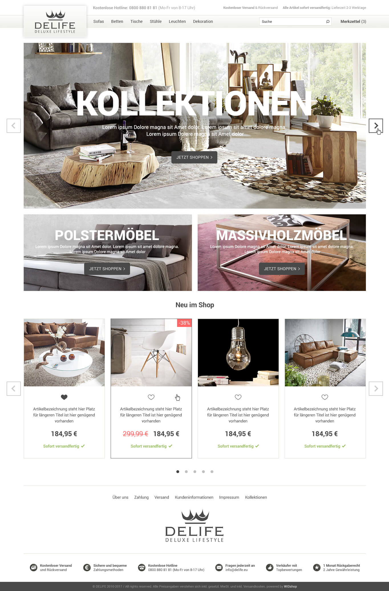 Responsive Ebay Shop Design Und Mobil Optimierte Vorlagen